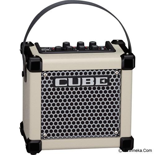 ROLAND Guitar Amplifier [M-CUBE GX] - White - Gitar Amplifier